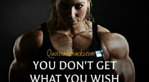 Gym quotes for motivation