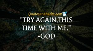 Positive quotes of god
