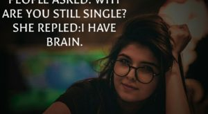 Single girl quotes