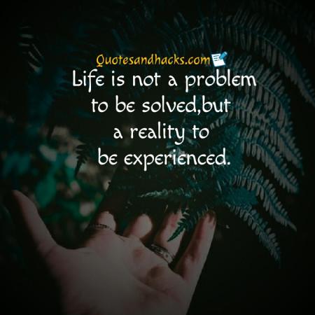 problem quotes