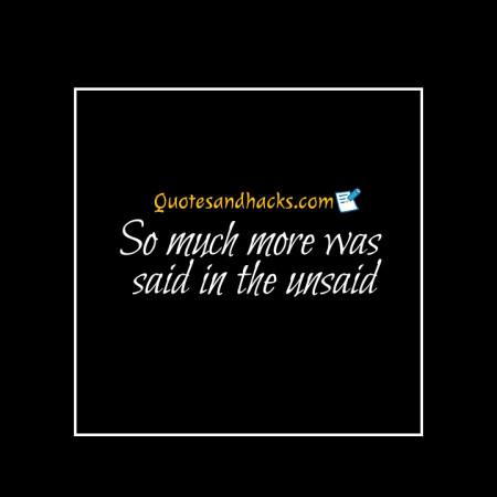 Short deep quotes