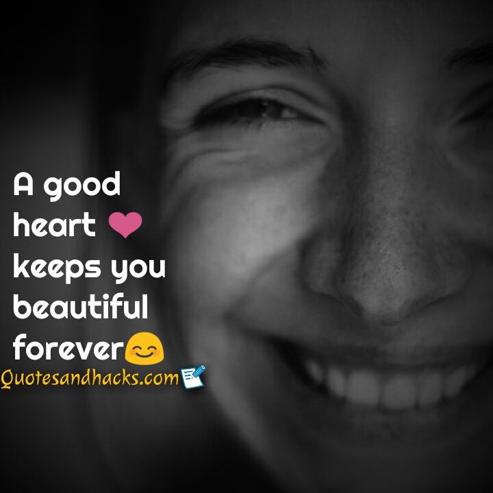 good heart quotes
