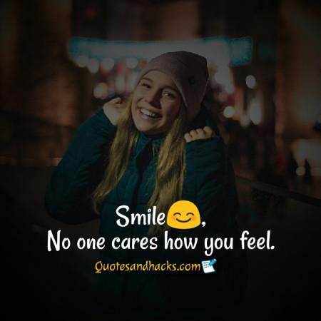alone happy quotes