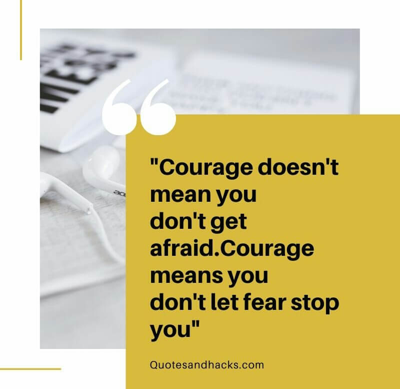 courage quotes for woman