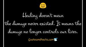 Healing quotes for a broken heart