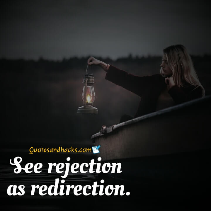 quotes on rejection