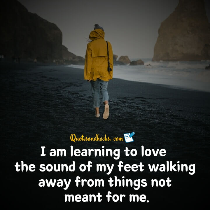 quotes on walk away