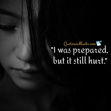 short quotes sad