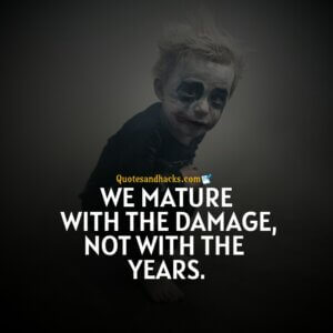 Joker quotes that make sense