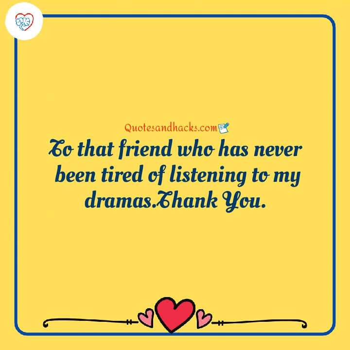 heartfelt quotes for friends