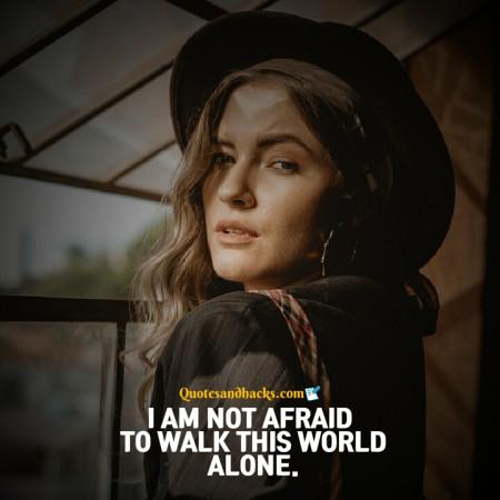 alone attitude quotes