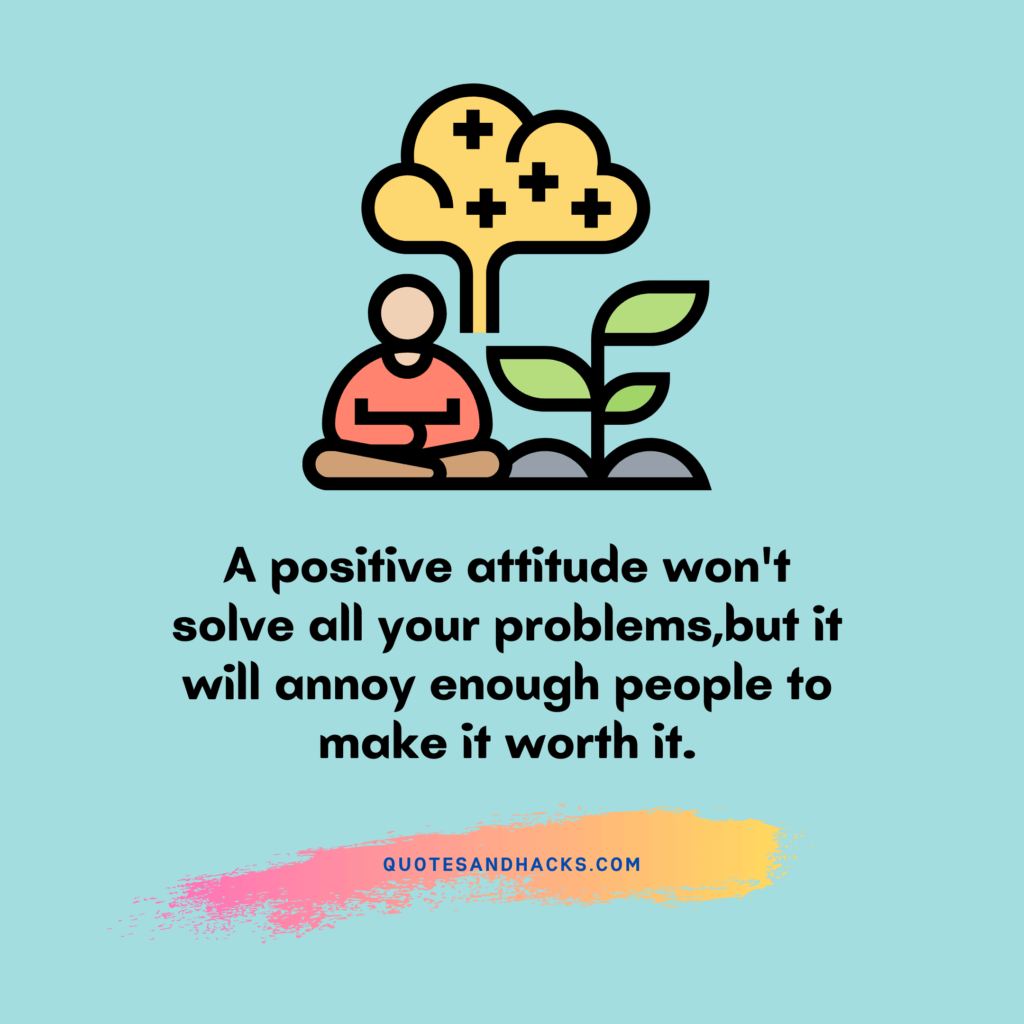 life changing positive quotes