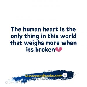 hurting heart quotes