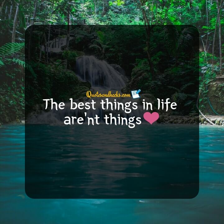 simple quotes on life