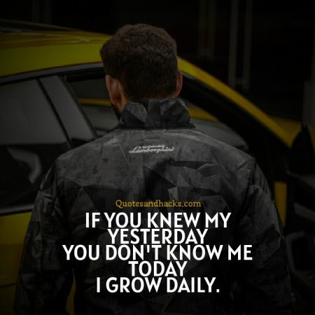 Inspirational car quotes